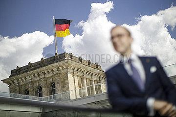 Deutscher Bundestag  Philipp Amthor