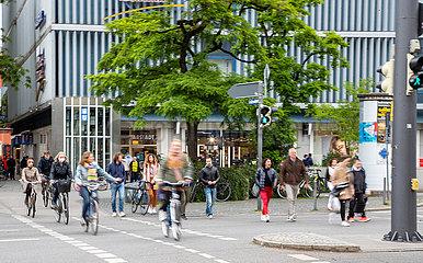 München nach dem Lockdown