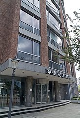 Bank Melli Iran  Filiale Hamburg