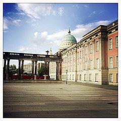 Potsdam - City in Stone