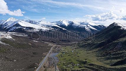 CHINA-SICHUAN-TIBET HIGHWAY-Landschaft (CN)