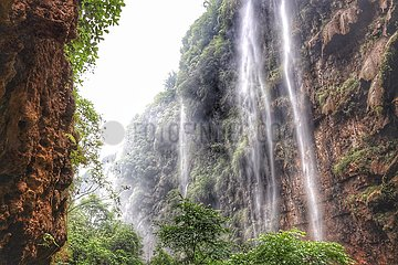 CHINA-GUIZHOU-MALINGHE CANYON (CN)