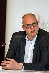 Deutschland  Bremen - Andreas Bovenschulte (SPD)  Bremer Buergermeister und Praesident des Bremer Senats