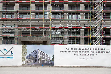 Neue Apple Zentrale in München