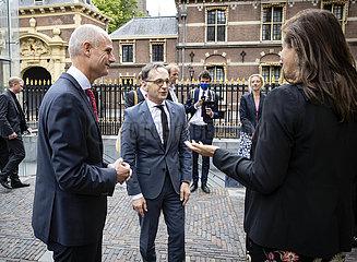 Reise BM Maas nach Holland