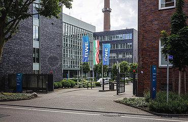 RWE Hauptverwaltung  neuer Campus in Altenessen  Essen  Ruhrgebiet  Nordrhein-Westfalen  Deutschland