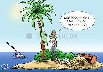 Niemand ist eine Insel ...