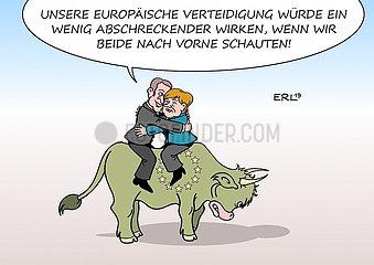 Europ?ische Verteidigung