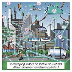 Smart City - Serie der digitale Wahnsinn