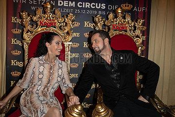 Circus Krone celebrates Premiere of Second Winter Season