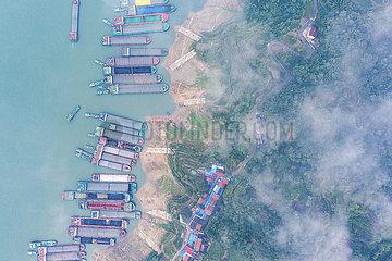 # CHINA-HUBEI-YICHANG-THREE GORGES (CN)