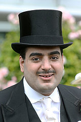 Royal Ascot  Grossbritannien  Sheikh Hamad bin Abdullah al Thani