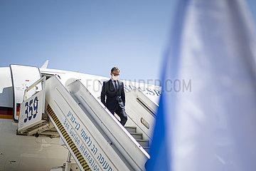 Aussenminister Maas reist nach Israel und Jordanien