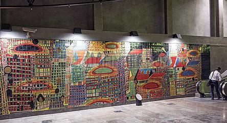 Metrostation Oriente