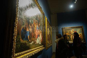 Anthonis van Dyck Austellung in Turin