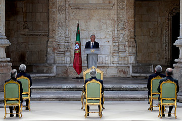 PORTUGAL-LISSABON-NATIONALTAG