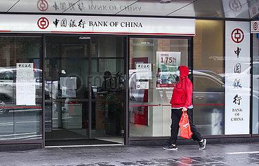 AUSTRALIEN-SYDNEY-chinesische Investitionen