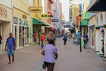 Reiseziel: Curacao