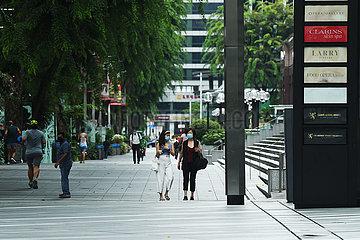 SINGAPORE-COVID-19 CASES