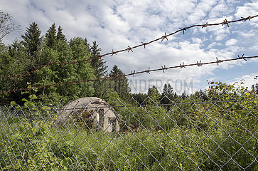 ehemaliges KZ-Lager Kaufering VII  2020