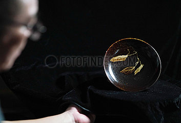 (MASTEROFCRAFTS) CHINA-JIANGXI-FEIN-LEAF CUP (CN)