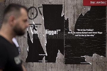 myskinmyproblem  Anti-Rassimus-Kampagne