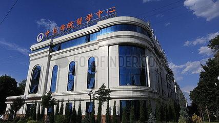 USBEKISTAN-TASHKENT-CHINESE-UZBEK CENTER-traditionelle Medizin-OPEN