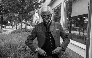 Frederic Meisner Shooting