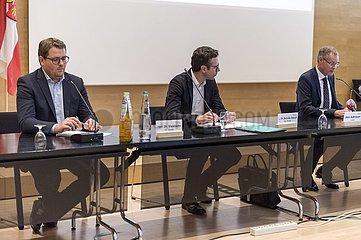 Dr. André Vielstädte  Gereon Schulze-Althoff  Sven-Georg Adenauer