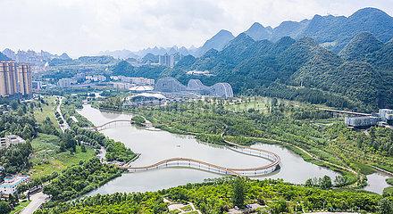 CHINA-GUIZHOU-Liupanshui-WETLAND-PARK (CN)