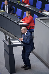 Martin Schulz - Germany's EU Council Presidency