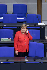 Angela Merkel - Germany's EU Council Presidency