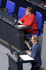 Alice Weidel - Germany's EU Council Presidency