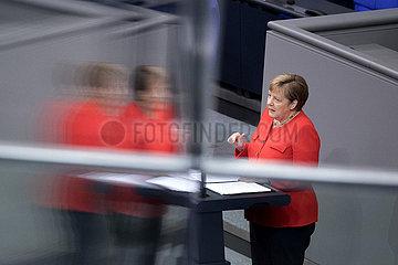 Angela Merkel - Germany's EU Council Presidency