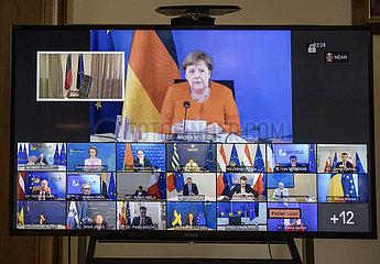 CORLEAP Videokonferenz