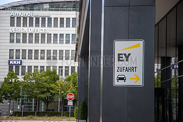 EY Büros in München