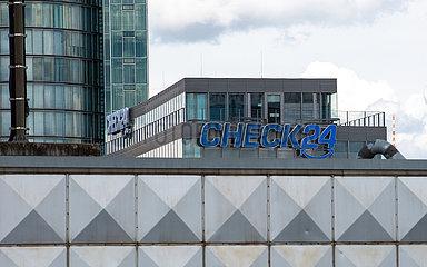 Zentrale von Check24