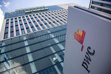 PricewaterhouseCoopers Büros in München