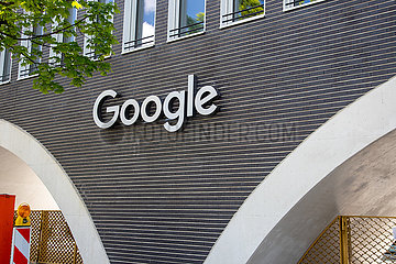 Google Büros in München