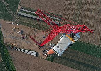 CHINA-HEBEI-QINHUANGDAO-Windkraft-Projekt-CONSTRUCTION (CN)