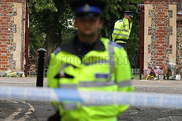 BRITAIN-LESE stechend-TERRORIST INCIDENT