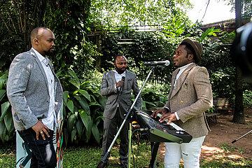 UGANDA-KAMPALA-WORLD MUSIC DAY-ONLINE CONCERT