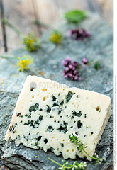 French blue cheese Roquefort