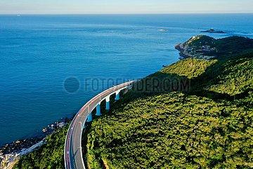 CHINA-FUJIAN-DONGSHAN-ISLAND-TOURISM (CN)