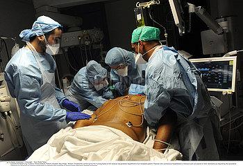 COVID-19 resuscitation