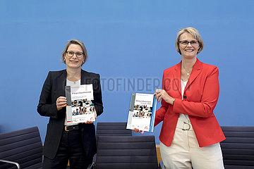 Stefanie Hubig  Anja Karliczek  Bildungsbericht 2020