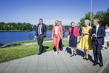 Gruendung Deutsche Stiftung fuer Engagement und Ehrenamt