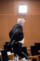 Horst Seehofer  Kabinett