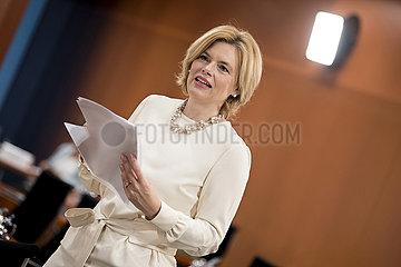 Julia Kloeckner  Kabinett