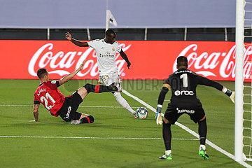 (SP) SPAIN-Madrid FOOTBALL-spanisches LIGA-Real Madrid gegen MALLORCA